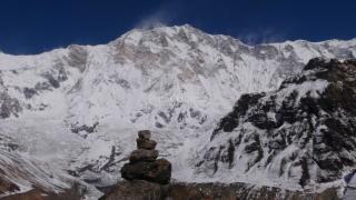 Po siedmich rokoch opäť pod južnou stenou Annapurny