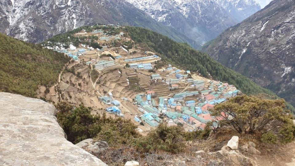 Namche-Bazar