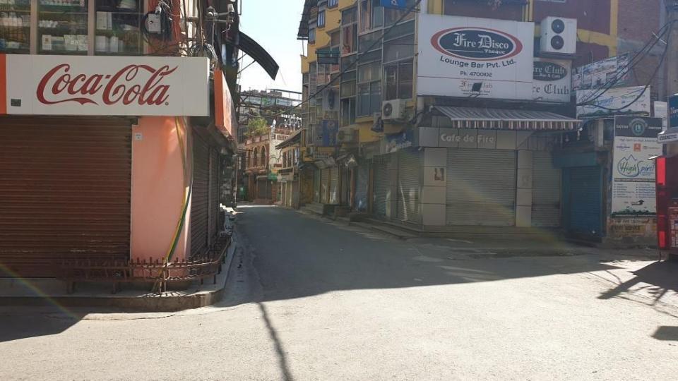 Prázdne-ulice-v-Káthmandu-2