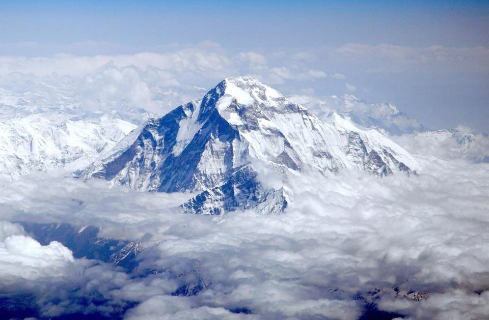 Mount Dhaulagiri (8167 m)