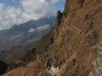 Himalájske chodníky.
