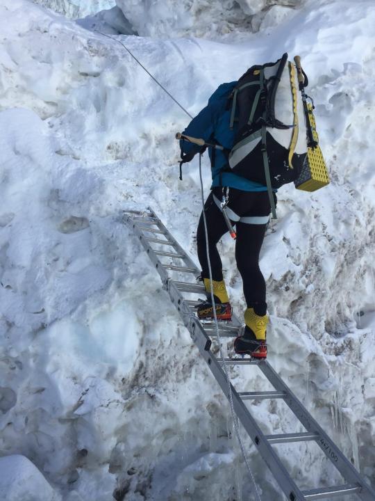 Ľadopád Khumbu