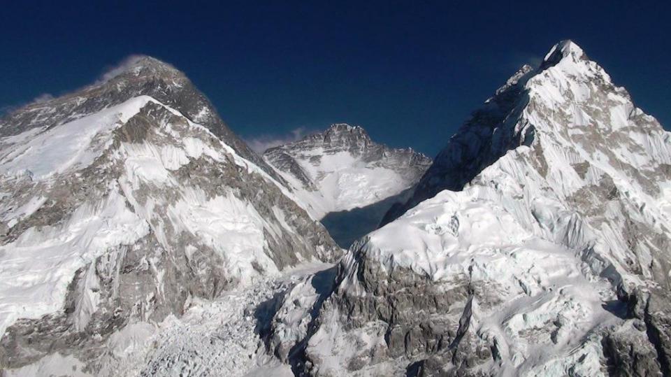 Everest-Lhotse-Nuptse