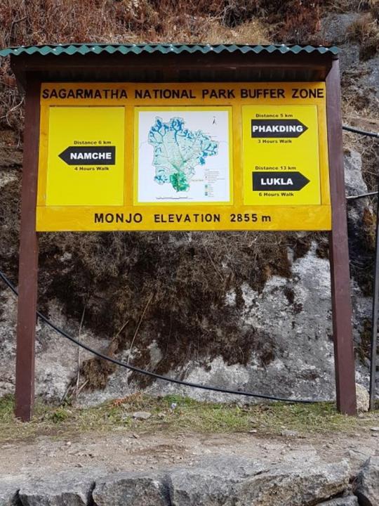 Národný park Sagarmatha