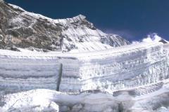 Vrchol Island Peaku z ľadovca.