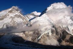 Everest, Lhotse a Nuptse z C1.