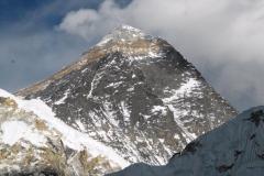 JZ stena Everestu z C2 na Pumori.