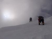 Snehové pole pod C 3.