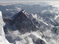 Výhľady z výšky 8 300 metrov nad morom.