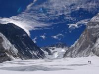 Everest, Južné sedlo a Lhotse cestou do ABC.