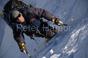 Gasherbrum I Traverse 2008