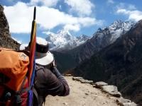 Údolie Solo Khumbu a Ama Dablam.