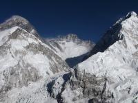 Everest, Lhotse, Nuptse.