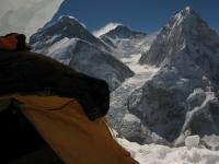 Everest, Lhotse a Nuptse z C 2.