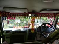 Poriadny taxík musí byť v prvom rade pekne vyzdobený.