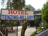 Späť v Pokhare - kto vie, prečo sme si vybrali práve tento hotel.