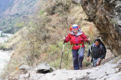 Trekking Manaslu 2018