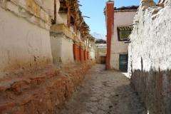 V uličkách Lo Mantangu.