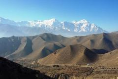Nilgiri zo sedla Dzong La.