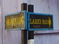 Kruh sa uzavrel - sme v Dharapani, odkiaľ sme pred rokom pokračovali okolo Annapurien.