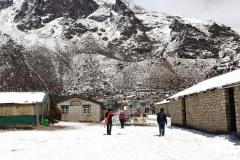 Hillaryho škola v Khumjungu.