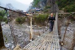Trekking Tsum Valley 2016