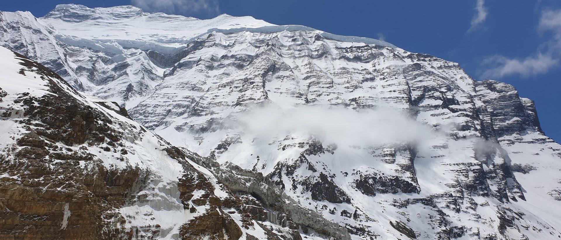 Himalayadventure MMXIX – Dhaulágirí (8 167 m) Popis / Description